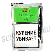 Табак Petersen & Sorensen Skipper (Special Navy Cut)  (КИСЕТ 40 гр)